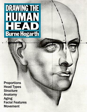 Drawing the Human Head (Practical Art Books)