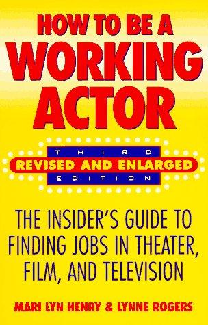 Download How to be a working actor