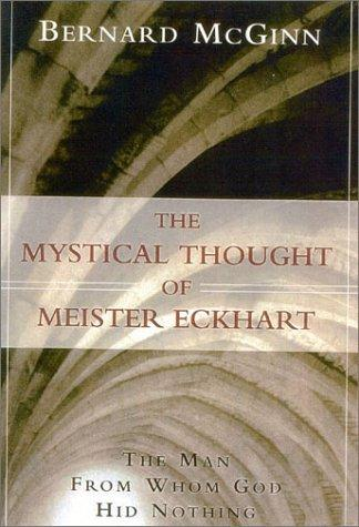 Download The Mystical Thought of Meister Eckhart