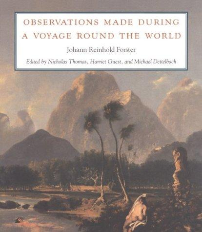 Download Observations made during a voyage round the world