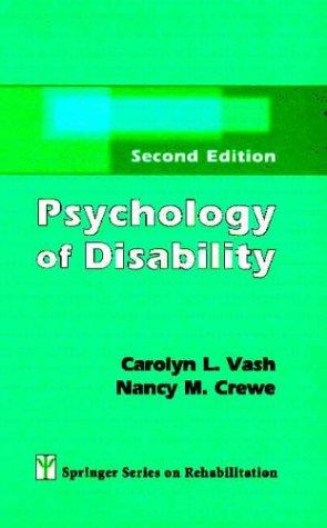 Download Psychology of disability