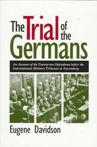 Download The Trial of the Germans