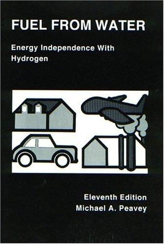 Image for Fuel from Water: Energy Independence with Hydrogen