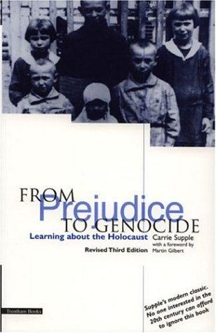 Download From Prejudice to Genocide