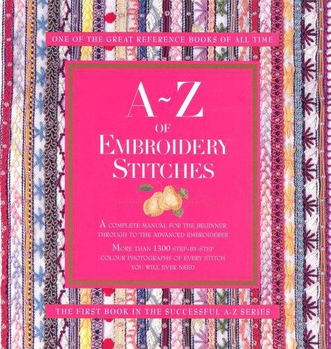 Download A-Z of Embroidery Stitches