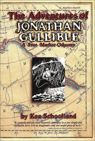 Download The adventures of Jonathan Gullible