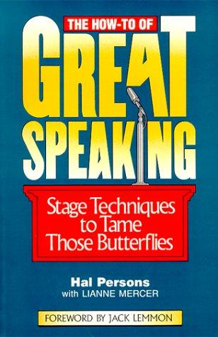 Download The How-To of Great Speaking