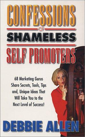 Download Confessions of shameless self promoters