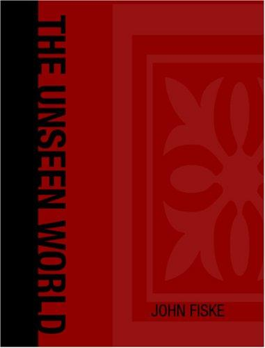The Unseen World (Large Print Edition)
