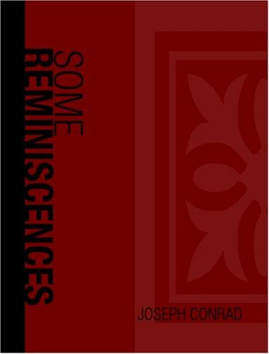Download Some Reminiscences (Large Print Edition)