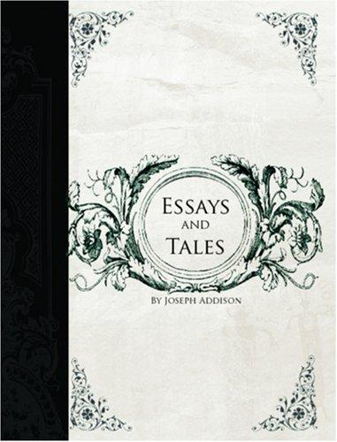 Download Essays and Tales (Large Print Edition)