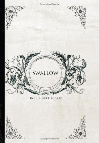 Swallow  (Large Print Edition)