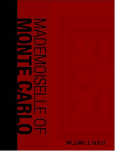 Mademoiselle of Monte Carlo (Large Print Edition)