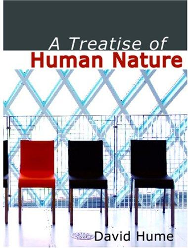 Download A Treatise of Human Nature (Large Print Edition)