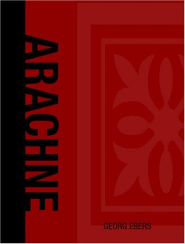 Arachne (Large Print Edition)