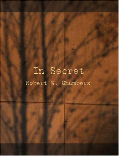 In Secret (Large Print Edition)