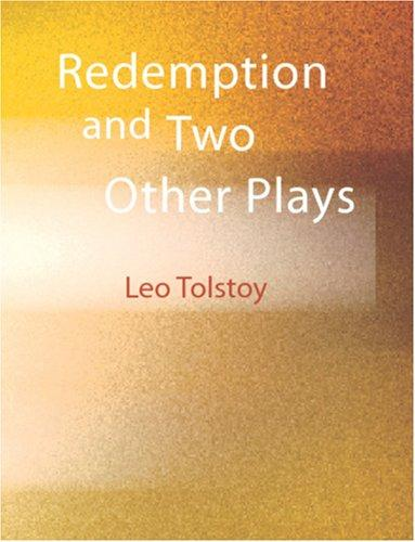 Download Redemption and two other plays (Large Print Edition)