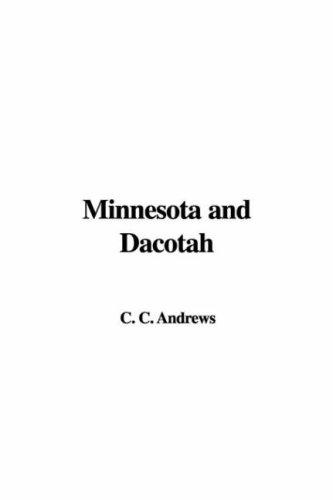 Download Minnesota and Dacotah