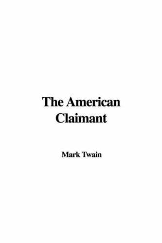 Download The American Claimant