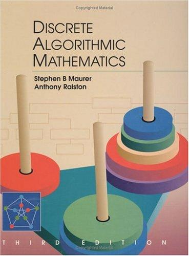 Download Discrete algorithmic mathematics