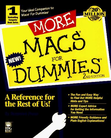 More Macs for dummies
