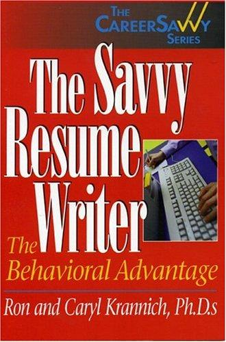Download The Savvy Resume Writer