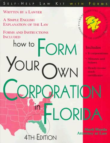 Download How to form a corporation in Florida