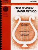 Download First Division Band Method, Part 3 (First Division Band Course)