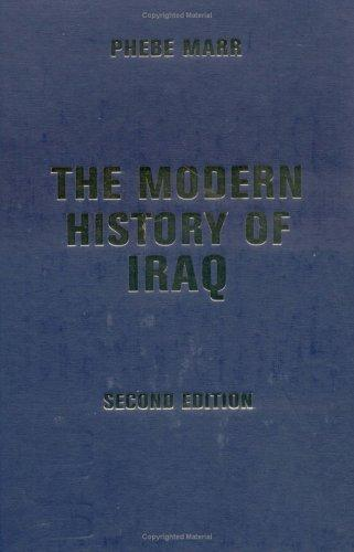 Download The Modern History of Iraq
