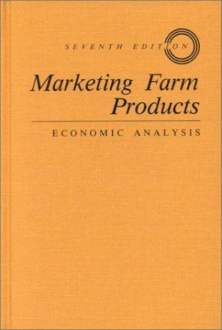Marketing farm products
