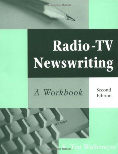 Download Radio-TV newswriting