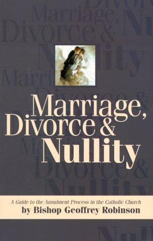Download Marriage, Divorce and Nullity