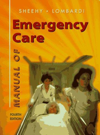Download Manual of emergency care