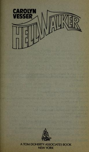 Cover of: Hellwalker | Carolyn Vesser