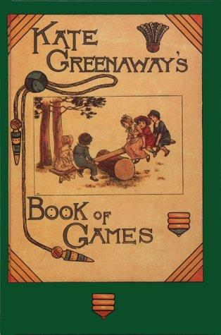 Book of games by Kate Greenaway