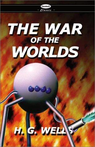 The Time Machine and War of the Worlds by H. G. Wells
