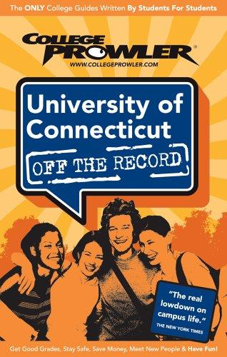 University of Connecticut CT 2007 by College Prowler