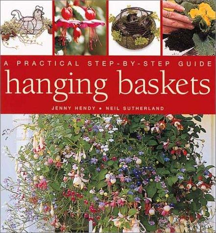 Hanging Baskets and Wall Containers by Jenny Hendy