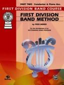 First Division Band Method, Part 2 (First Division Band Course)