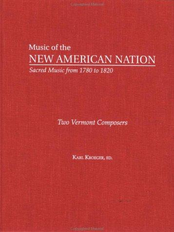Two Vermont Composers by Karl Kroeger